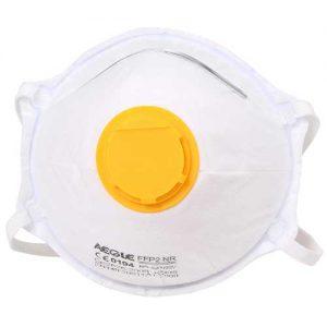 60403224 碗形带阀防尘口罩