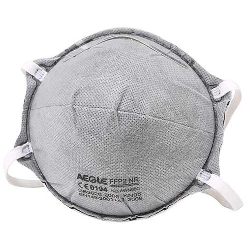 60403225 碗型活性炭防尘口罩