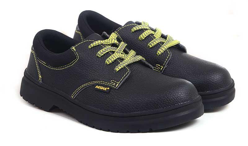 时尚款橡胶底安全鞋