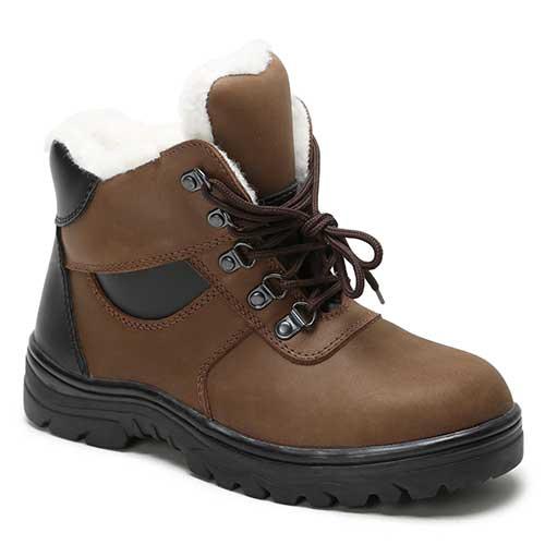 防寒安全鞋