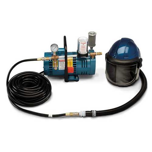 60423807 豪华头盔式长管呼吸器