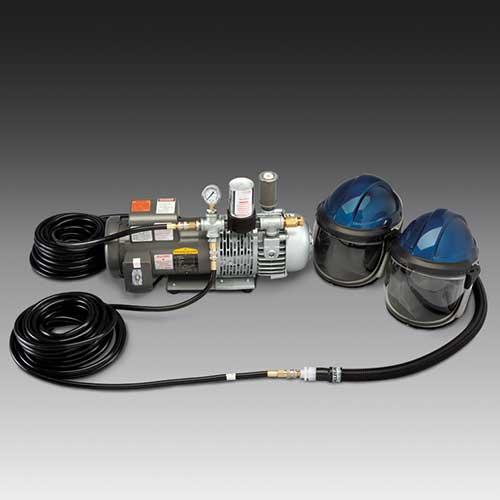 60423808 豪华头盔式长管呼吸器