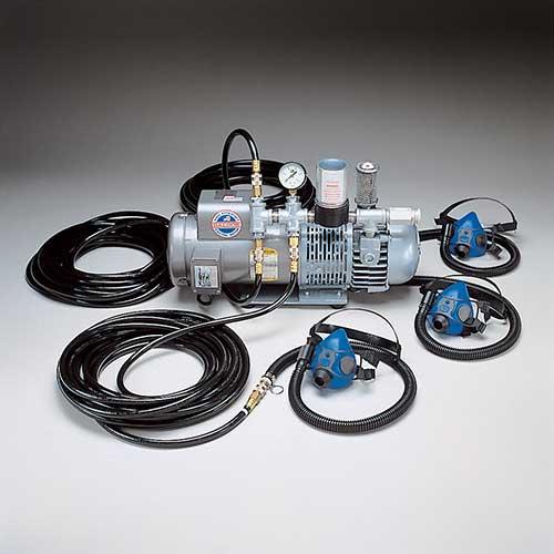 60423811 半面罩式长管呼吸器