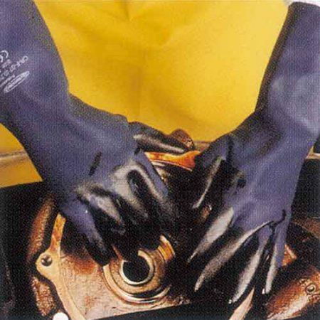 60600705 氯丁橡胶和天然乳胶混合手套