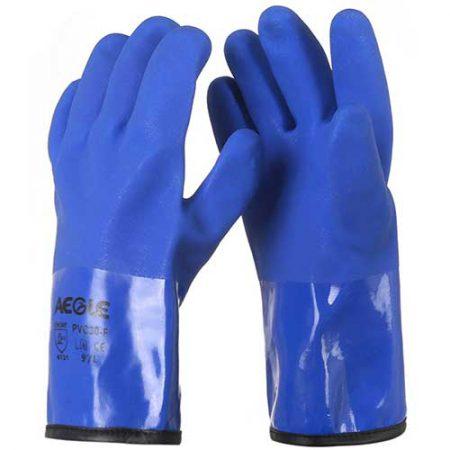 60610101 PVC防寒手套