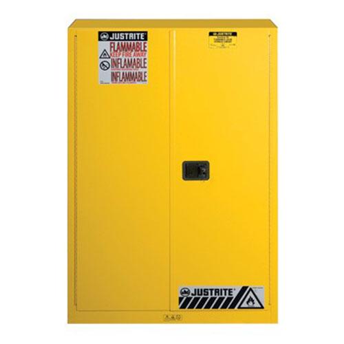 黄色安全柜