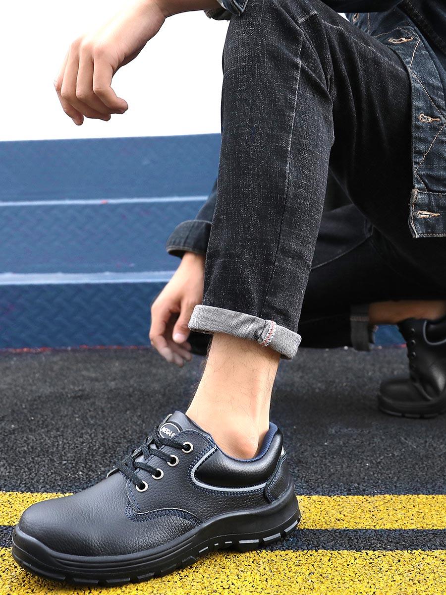60725101经典荧光条款安全鞋